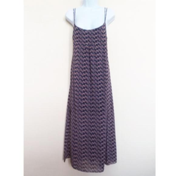 Zara Dresses & Skirts - ZARA SUMMER LONG DRESS SIZE M